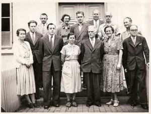 Lærerne 1955